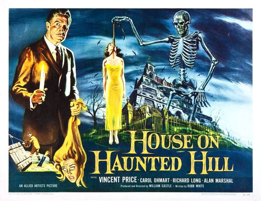 public domain horror movies